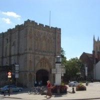 Bury St Edmunds, Abbey Gate