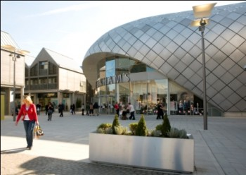 Modern Shopping Centre - The Arc