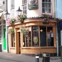 nutshell, smallest pub