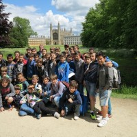visit to cambridge university