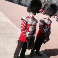 bls acitivity london buckingham palace