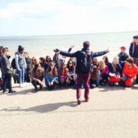 bls activity programme seaside