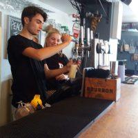 work and study british pub