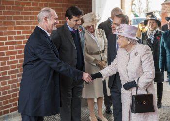 BLS meets Queen